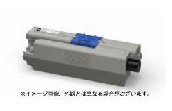 OKI 沖データ トナーカートリッジ ブラック TC-C4AK2/1 リサイクルトナー