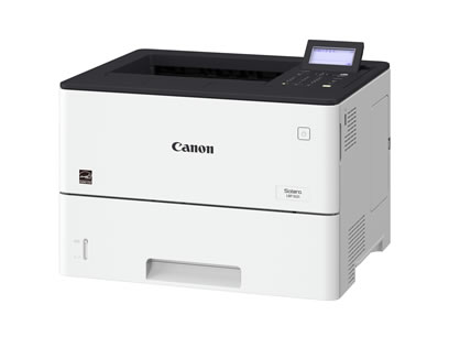 canon Satera LBP322iレーザービームプリンター